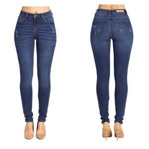 Denim - High Rise Butt Lifting Jeans
